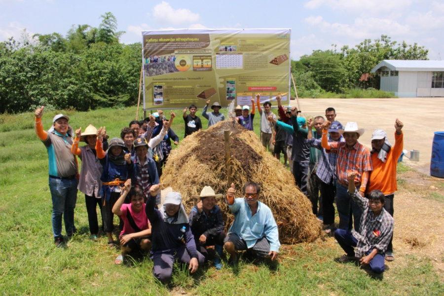 """""""พลิกฟื้น ผืนดิน"""" ส่งเสริมเกษตรกรไทย เพิ่มผลผลิต สร้างรายได้ อย่างยั่งยืน"""