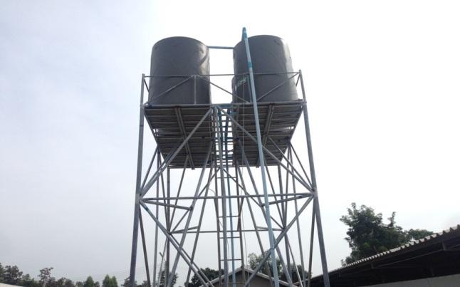 การจัดการระบบน้ำ ของปกรณ์ฟาร์ม