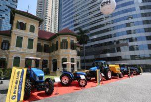 เคส ไอเอช (Case IH) บุกตลาดรถตัดอ้อยในไทยเต็มตัว